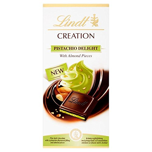 Lindt Creation Pistachio Delight (150g) (Pistachio Chocolate compare prices)