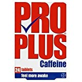 Pro Plus Caffeine 24 Tablets x Case of 8
