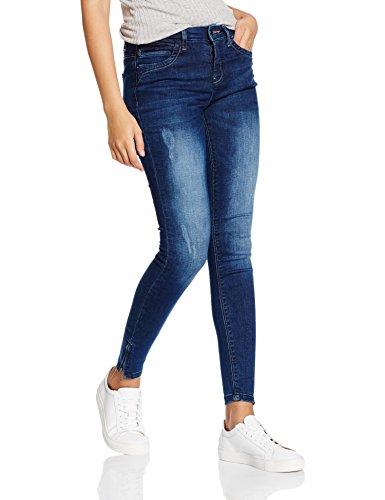 ONLY Onlkendell Reg Sk Ank Jeans Cre500 Noos, Donna, Blu (Dark Blue Denim), W31/L30