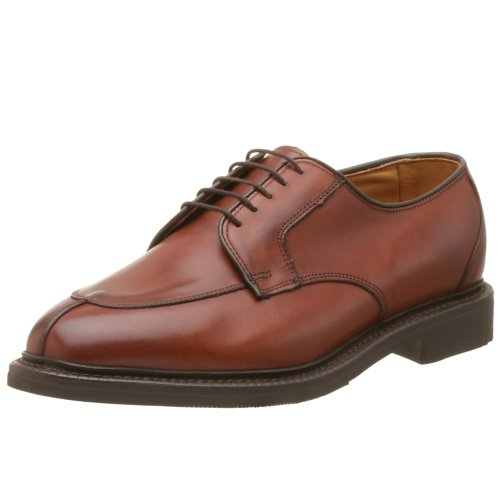 Allen Edmonds Men's Ashton Split Toe Oxford,Chili,9.5 E
