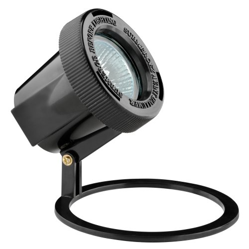 Malibu Outdoor One Light 20 Watt Submersible Light With 20 Foot Cable CL115
