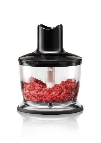 Braun mq30 b accessorio tritatutto per mixer ad immersione - Mixer da cucina ad immersione ...