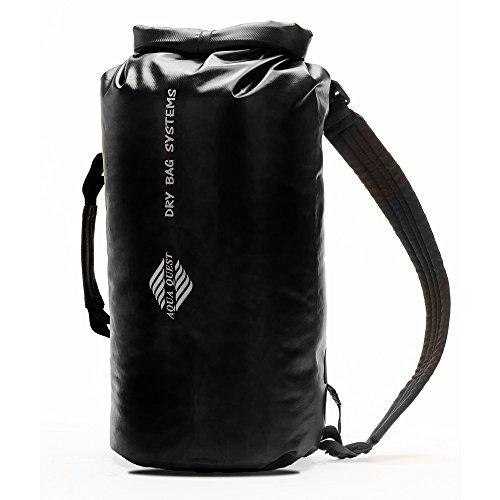 Aqua Quest Mariner 10 - 100% Waterproof - 10L Backpack - Black (Aqua Quest 20l compare prices)