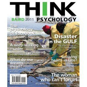 THINK Psychology with MySearchLab (2nd Edition)