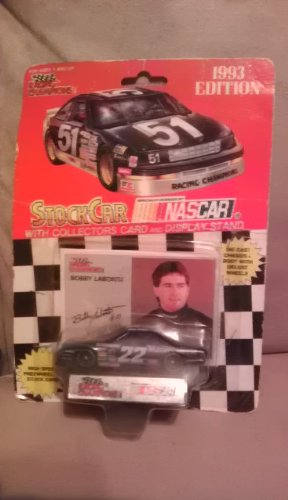 Racing Champions 1993 #22 Bobby Labonte Maxwell House 1/64