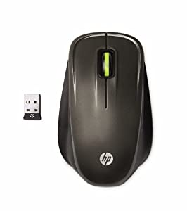 HP Link-5 Wireless Comfort Mouse (Graystone)