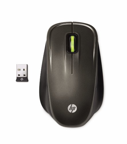 HP Association-5 Wireless Comfort Mouse (Graystone)