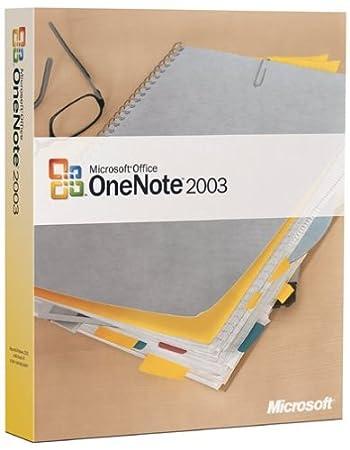 Microsoft OneNote 2003 [Old Version]