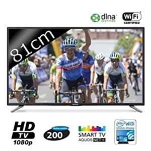 Sharp LC-32CFE6131E TV Ecran LCD 32