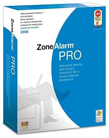 ZoneAlarm PRO 2006