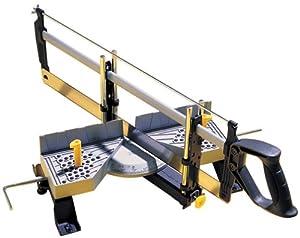 ... Stanley 20-800 Contractor Grade Clamping Mitre Box: Home Improvement