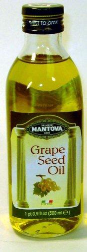 Mantova Grapeseed Oil, 17 oz