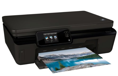 HP Photosmart 5521 A4 color MFP (independent wireless printing support and automatic duplex printing / 4 color) CX049C #ABJ
