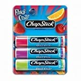 Chapstick Flava Craze Lip Balm-3 Pack