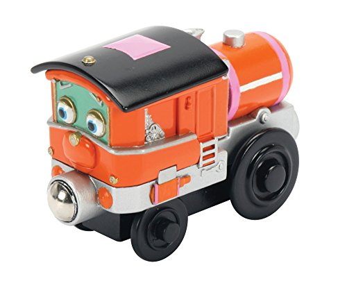 Chuggington Wooden Railway Piper - 1