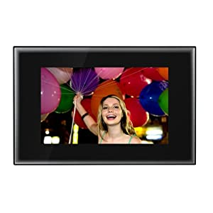41ZZf7qzCsL. SL500 AA300  Toshiba DMF102XKU 10 Inch Wireless Digital Media Frame   $90
