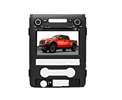 See AupTech FORD F150 2009-2014 Twelfth Generation DVD Player Android System GPS Navigation Radio Stereo Video 2-Din HD Screen With Bluetooth,Wifi,3G,Build in Analog TV and Steering Wheel Control Details