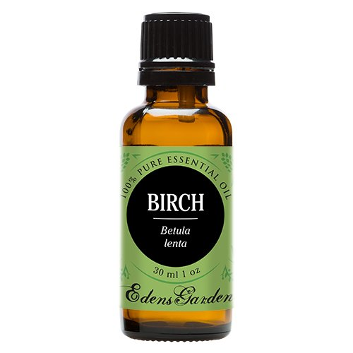 Birch 100% Pure Therapeutic Grade Essential Oil by Edens Garden- 30 ml