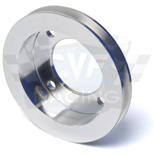 Pulleys: Crankshaft Pulley For Ford Racing Short Water