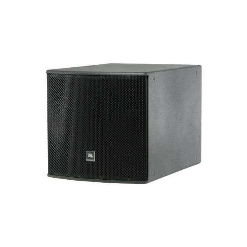 "New Jbl | Ae Series, Ultra Long Excursion High Power Single 18"" Subwoofer, Asb7118 With 1 X 2269H Differential Drive® Dual Voice Coil Dual Gap, Neodymium Magnet Transducercy Range 28 Hz. - 1 Khz. (Black)"