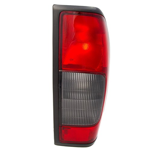 CarPartsDepot Rear Bumper Brake Light Lamp Right Side Fit 01-04 Nissan Frontier NI2819103 (Tail Lights For Nissan Frontier compare prices)