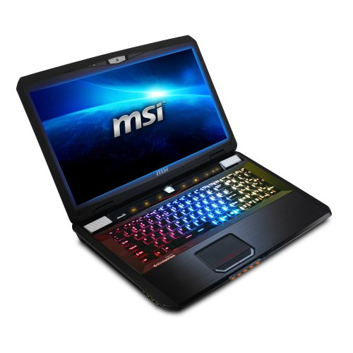 MSI Computer Corp. Notebook GT70 0NE-446US;9S7-176212-446 17.3-Inch Laptop
