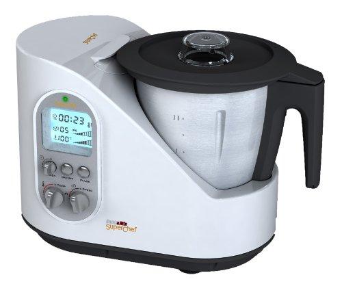 Superchef cook and mix robot de cocina - Robot de cocina superchef ...