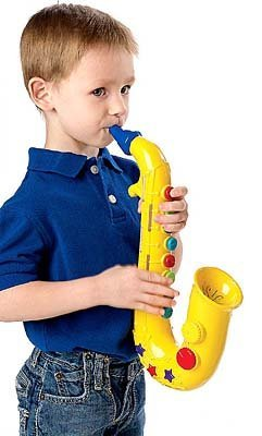 Little Virtuoso Sweet Sounds Saxophone
