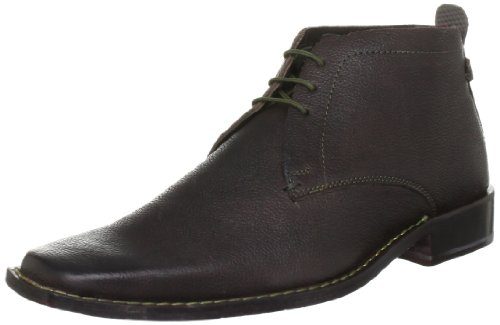 Ted Baker Men's Ashcroft Brown Lace Up Boot Tbm994 6 UK
