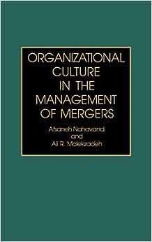 organization culture in management book pdf