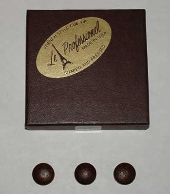 Billiard Pool Cue Tip - Le Pro 13mm (Medium-Hard)