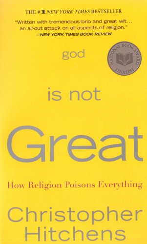 God is not Great.