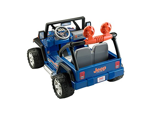 Power wheels hot wheels jeep blue vehicles parts vehicle for Motor vehicle id price