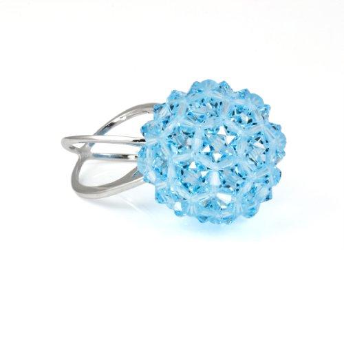 Sky Blue k2POP Ring - Size 6