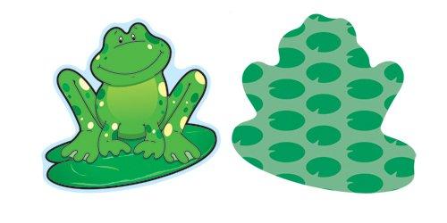 Carson Dellosa Frogs Cut-Outs (120014)
