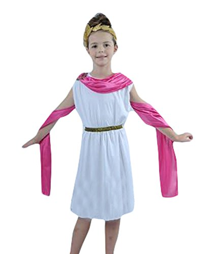 Ace Halloween Children's Kids Girls Roman Princess Costumes