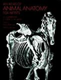 img - for Wilhelm Ellenberger: An Atlas of Animal Anatomy for Artists (Paperback - Revised Ed.); 1956 Edition book / textbook / text book