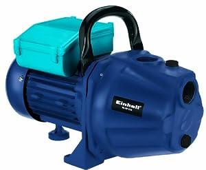 Einhell BG-GP 636 Gartenpumpe, 600 Watt, 3600 l/h max. Fördermenge, 4 bar, Gussgehäuse
