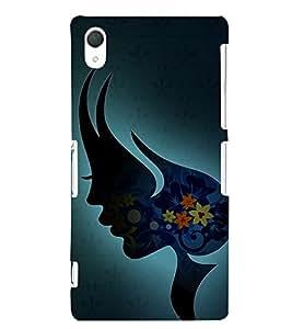 Wonderful Design 3D Hard Polycarbonate Designer Back Case Cover for Sony Xperia Z2 :: Sony Xperia Z2 L50W D6502 D6503