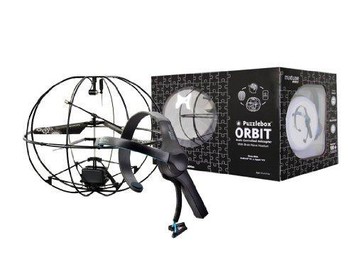 ●日本未発売●NeuroSky社製 MindWave Mobile With Puzzlebox Orbit ヘリコプター[Mobile Edition]