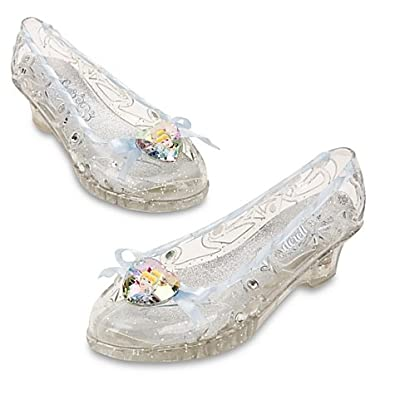 Disney Light-Up Cinderella Shoes for Girls Size 11/12