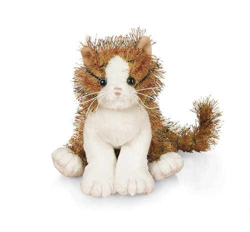 Ganz Lil'Kinz Striped Alley Cat Plush, 6.5""