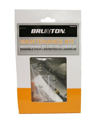 Brunton Maintenance Kit for Lander Stove  (Silver)
