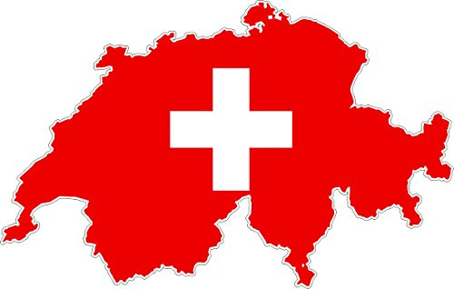 Autocollant-sticker-adhesif-voiture-vinyle-drapeau-carte-suisse-swiss