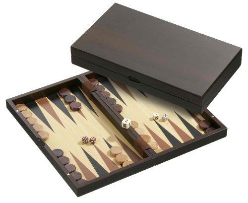 Philos Spiele - Backgammon, 2 jugadores (Philos 4014160000000) [Importado]