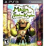 NEW Majin & the Forsaken Kingdom (Videogame Software)