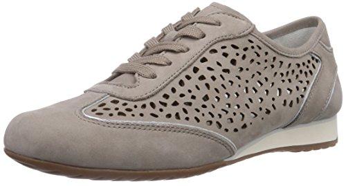 Gabor Shoes Gabor, Scarpe Derby con lacci donna, Grigio (Grau (visone (gel.))), 36