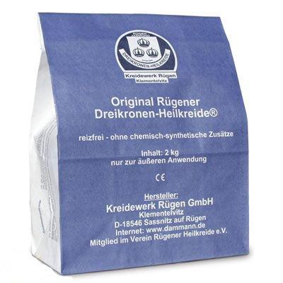 Original Rügener Dreikronen Heilkreide ® 2 kg