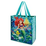 Disney Reusable Ariel The Little Mermaid Trick or Treat Bag Tote Halloween