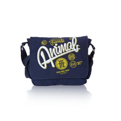 Animal Men'S Cheeto Satchel Messenger Bag